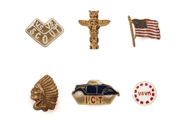 visvim Releases Two Sets Of Pins To Add To Your Collection