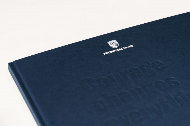 Porsche Creates A Special Book For The 2017 Panamera @PorscheCanada