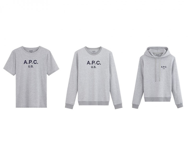 A.P.C Releases A Made In USA Capsule Collection Of Essentials