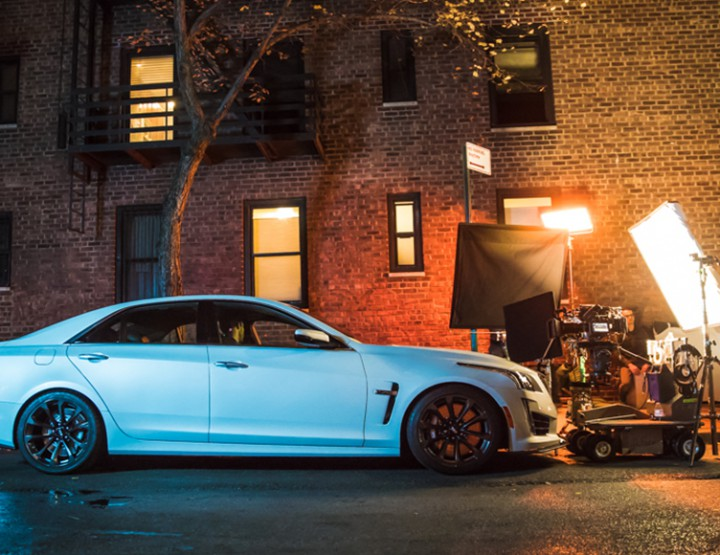 Cadillac Releases A Series of Short Journeys @Cadillac