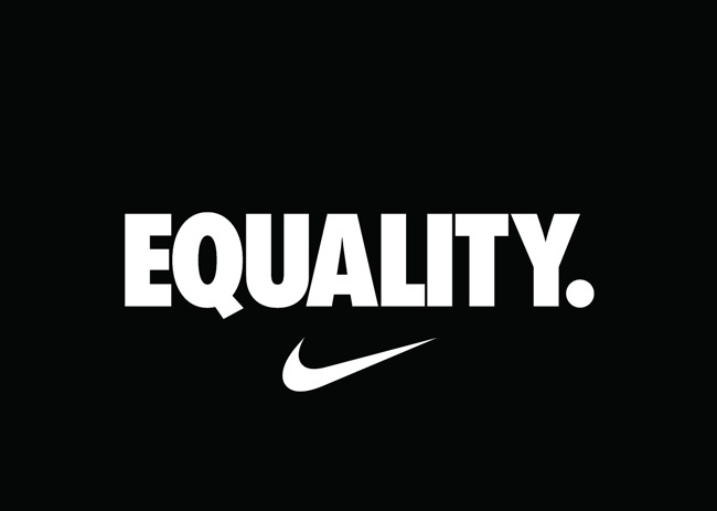 Nike Strives For EQUALITY In Latest Release @Nike