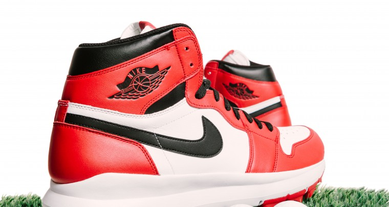 Nike Golf Is Set To Release An Air Jordan I Retro For The Course @NikeGolf