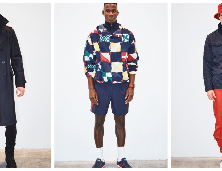 Our Favourites From Nautica's F/W 2017 Collection @nautica