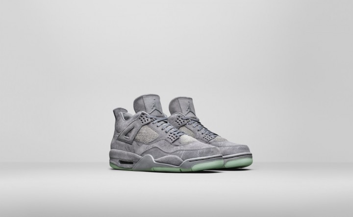 Releasing Tomorrow, The Air Jordan x Kaws IV @Jumpman23