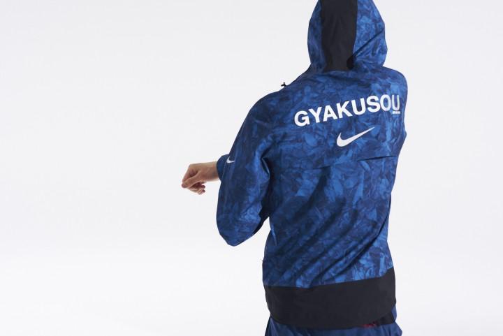 Take a Sneak Peek at the Next NikeLab x Gyakusou Collection @NikeLab