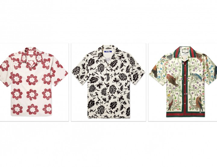 Add A Floral Shirt To Your Summer Shirting