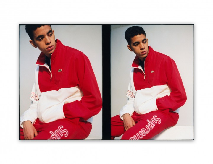 The Lacoste x Supreme Has Been Revealed @LACOSTELIVE