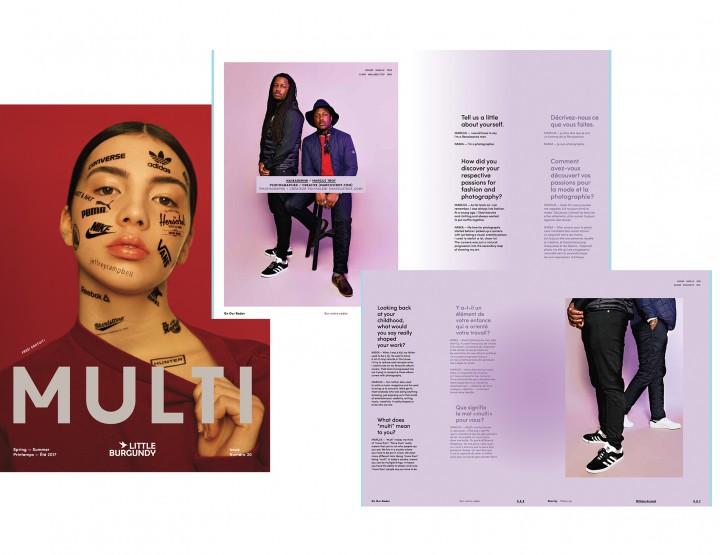 MULTI by Little Burgundy Features Marcus Troy And Naskademini @littleburgundy #LBMULTI