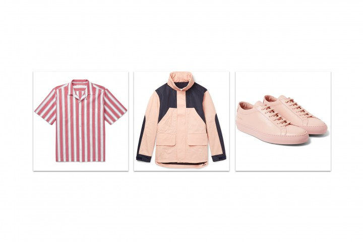 5 Ways To Introduce Pink Into Your Wardrobe