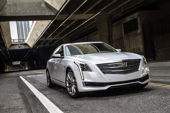 Cadillac's Innovative 'Super Cruise' Technology Will Be Available On The Newest CT6 @Cadillac #CT6