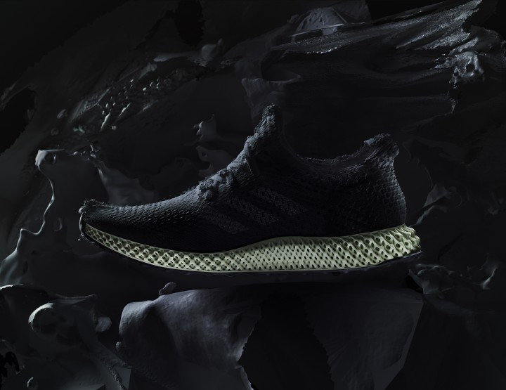 Adidas Unveils The New Futurecraft 4D @Adidas