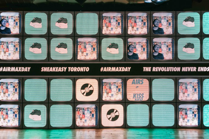 Nike Toronto Celebrates The Launch of The VaporMax @NikeToronto #AirMaxDay