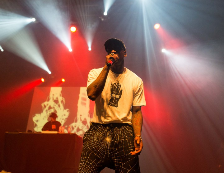 Skepta Performs At The Olympia Theatre In Montreal @Skepta