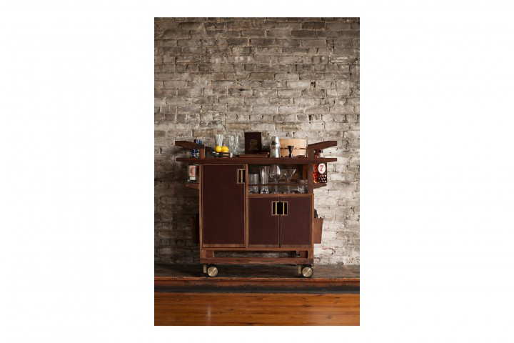 Add This Moore and Giles Sidecar To Your Home Bar @mooreandgiles