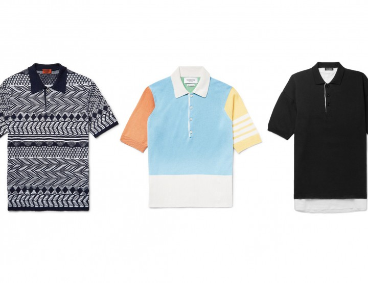 These Are The Polo Shirts You Need To Be Wearing This Summer