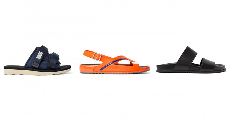 Step Up Your Sandal Rotation This Summer