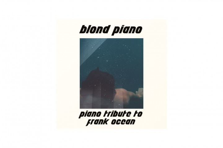 An Anonymous Artist Has Reworked Frank Ocean's Blonde Album Using Only A Piano