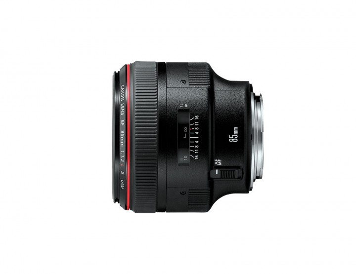 Canon Releases A New 85mm lens F/1.2L II @CanonCanada