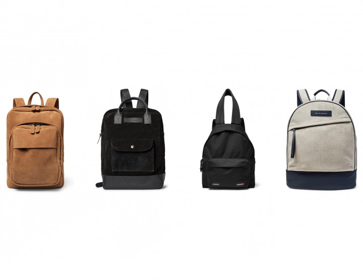 Upgrade Your Backpack With These Luxe Picks