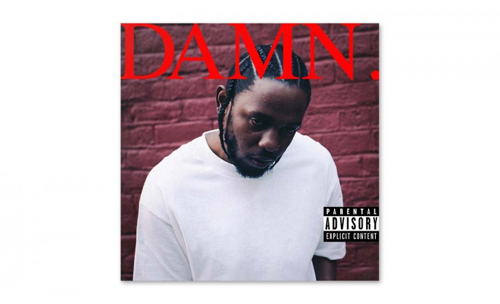 Kendrick Lamar Unveils Cover And Tracklist for 'DAMN'