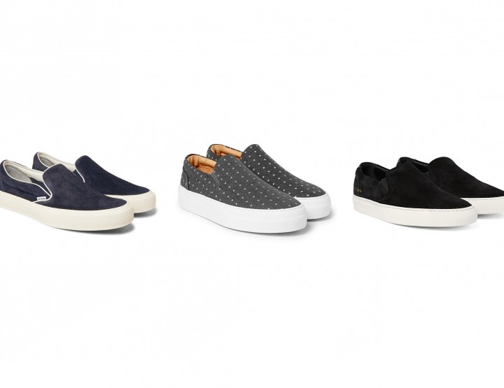 Refresh Your Slip-On Sneaker Collection
