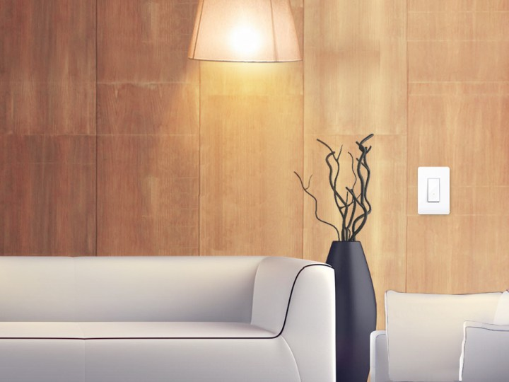 Control Your Lights From Your Phone Using Tp-Link's Smart Switch @TPLINK