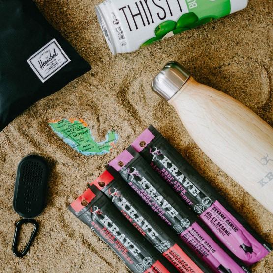 Krave Summer Starter Pack @KraveJerky #ExploreYourTastes #KraveJerky