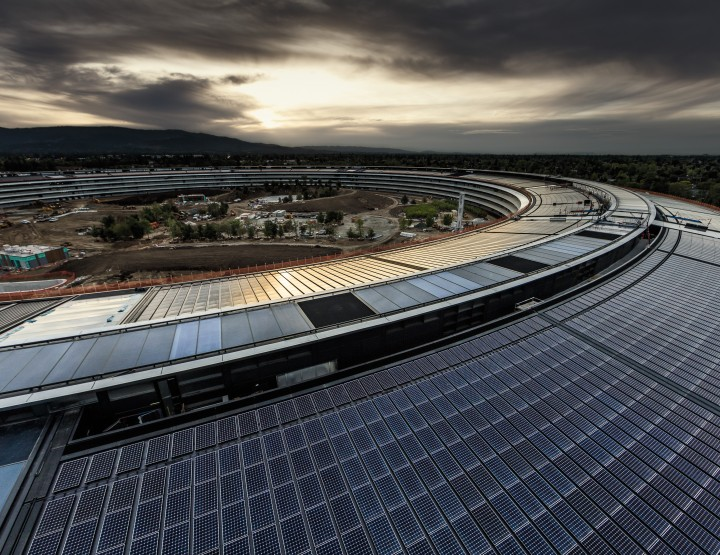 Wired Gets An Exclusive Look Inside Apple's Mothership HQ @WIRED