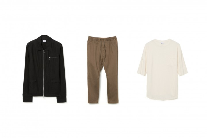 Update Your Basics With The Frank + Oak x Chapter Collaboration @frankandoak #frankandoak
