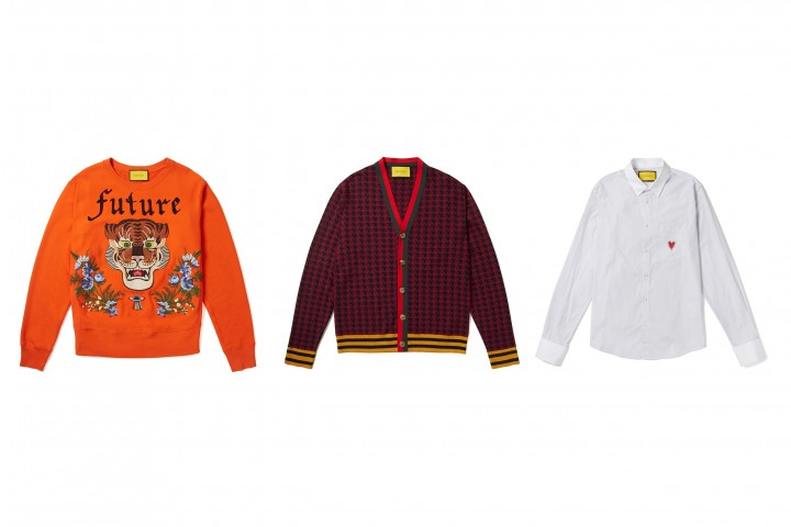 MR PORTER Is Set To Release An Exclusive Capsule Collection With Gucci @MRPORTERLIVE