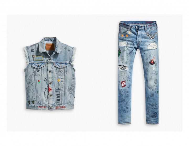 Levi's Celebrates The Birthday of the Original 501 Blue Jean @LEVIS