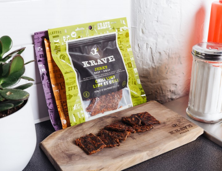 Stay tuned for the KRAVE-inspired recipes from Café Troy @kravejerky #ExploreYourTastes #KraveJerky #Partner