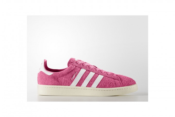 Hop On The Pink Trend With These Campus Sneakers From Adidas @adidasoriginals
