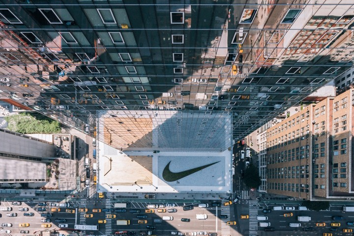 Nike Solidifies Its Roots In New York City With A New Headquarters @Nike