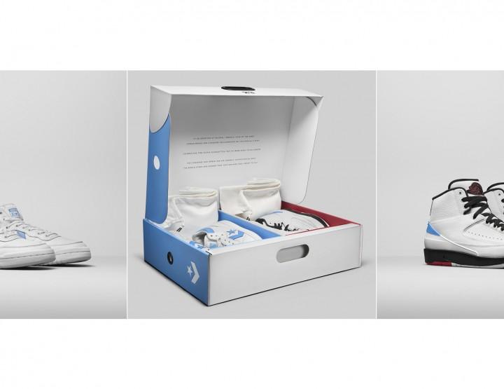 Converse & Jordan Brand Celebrate Michael Jordan's Love Of The Game @Converse @Jumpman23
