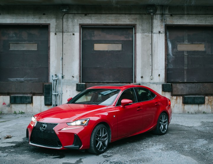 The 2017 IS 200t Is The Perfect Welcome To Lexus' Performance Division @lexuscanada