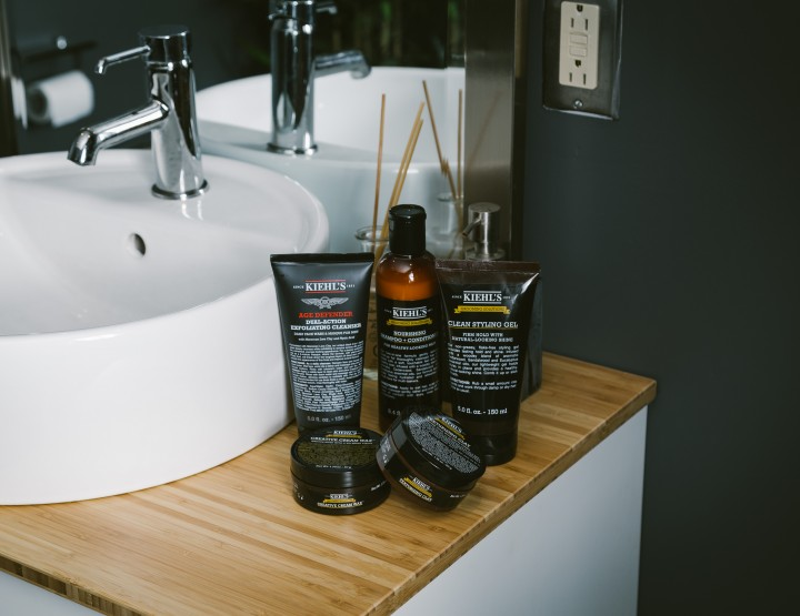 Revamp Your Morning Grooming Routine With Kiehl's @Kiehls