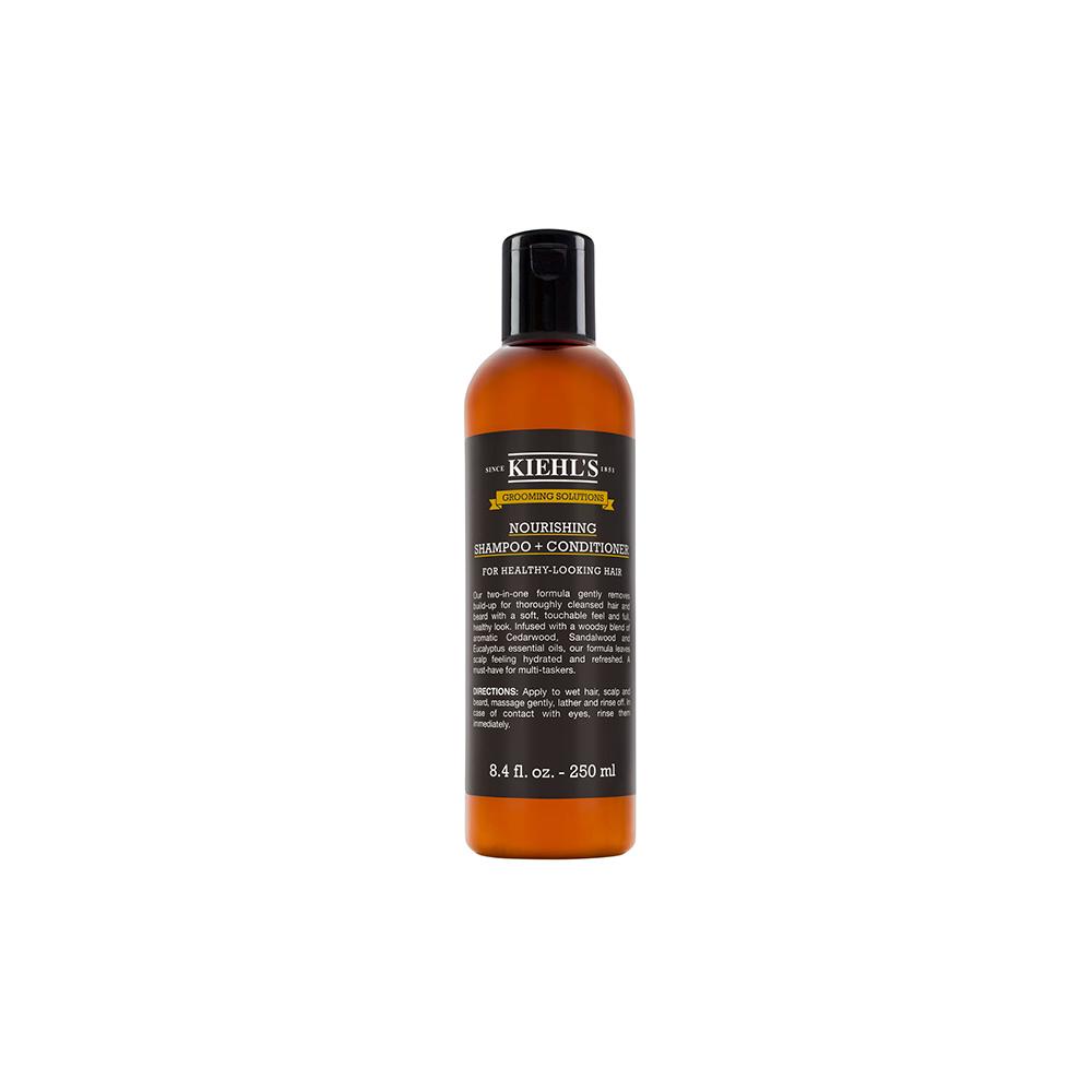 KIEHLS Grooming Solutions Nourishing Shampoo + Conditioner