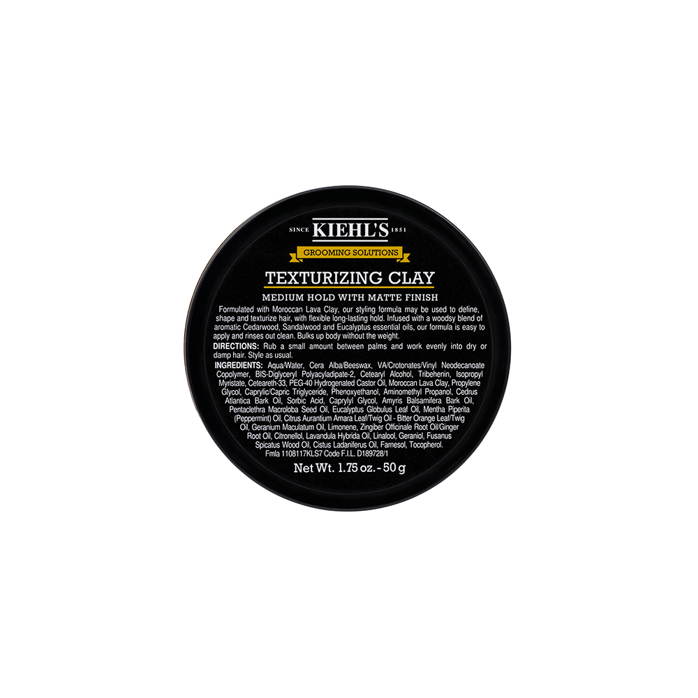 KIEHLS Grooming Solutions Texturizing Clay