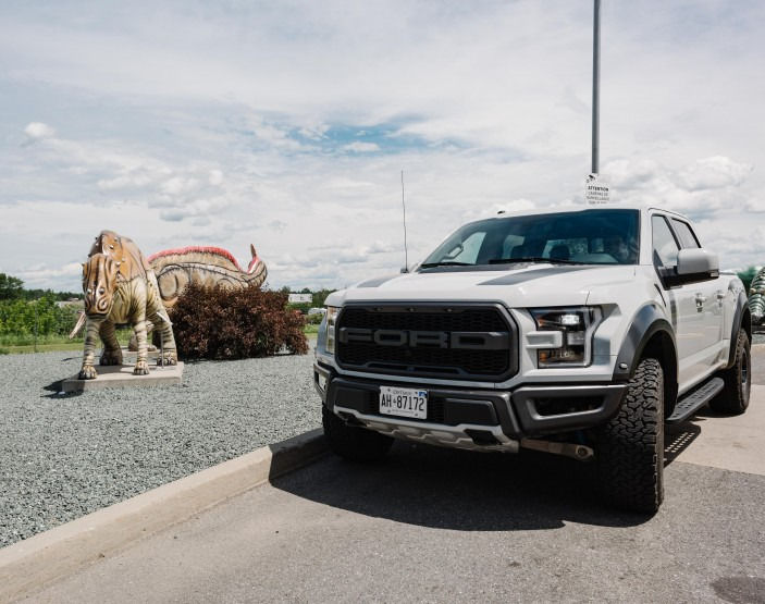 We Hit The Road With The Beastly 2017 Ford Raptor @FordCanada #GoFurther150