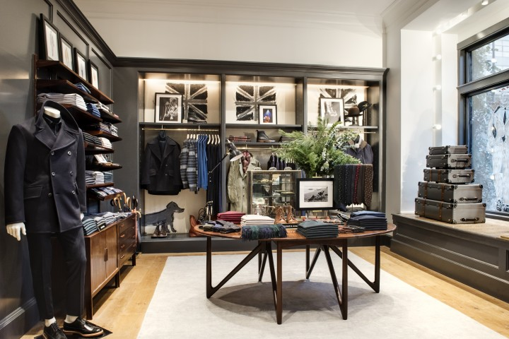 A Look Inside The Todd Snyder Manhattan Store @ToddSnyderNY