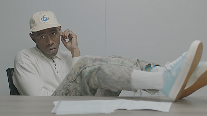 Converse & Tyler, The Creator Announce A Thrilling Partnership @converse #converse