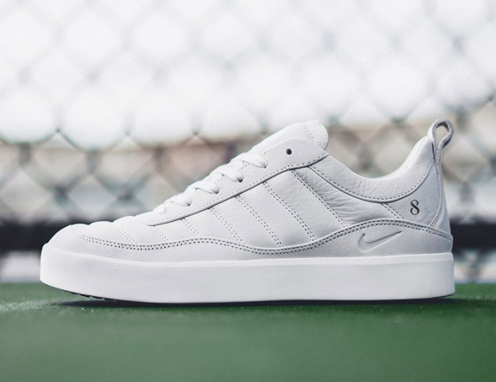 NikeLab Releases A Special Edition Oscillate Evolve RF Sneaker To Honour Roger Federer's Wimbledon Win @NikeLab