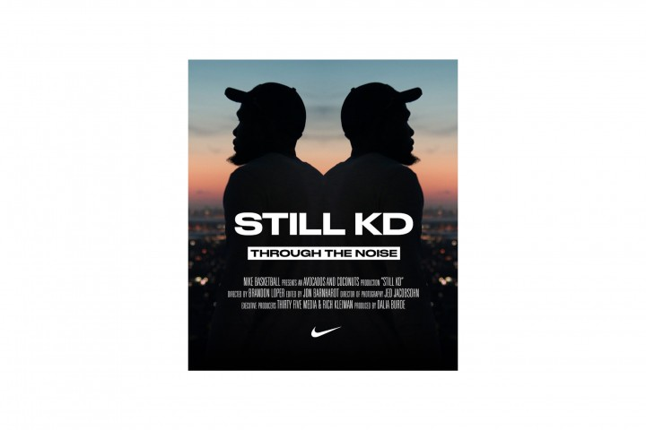 Nike Basketball Presents: Still KD: Through The Noise @nikebasketball