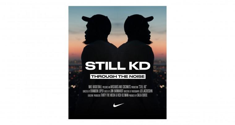 Nike Basketball Presents: Still KD: Through The Noise @nikebasketball