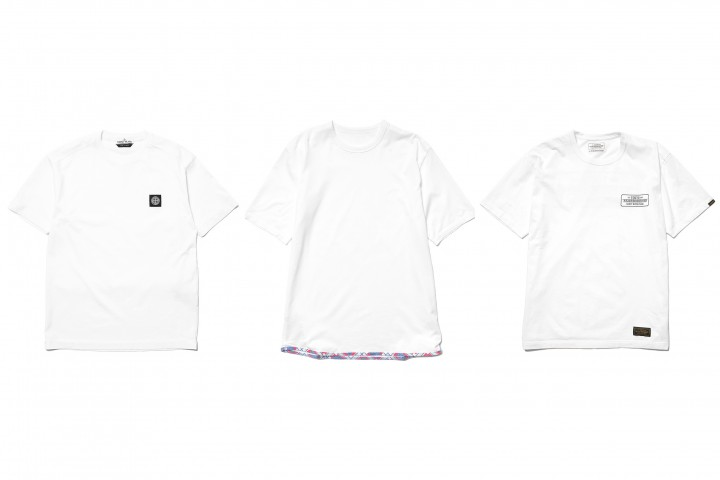 Add This Subtle Detail To Your White T-Shirts This Summer