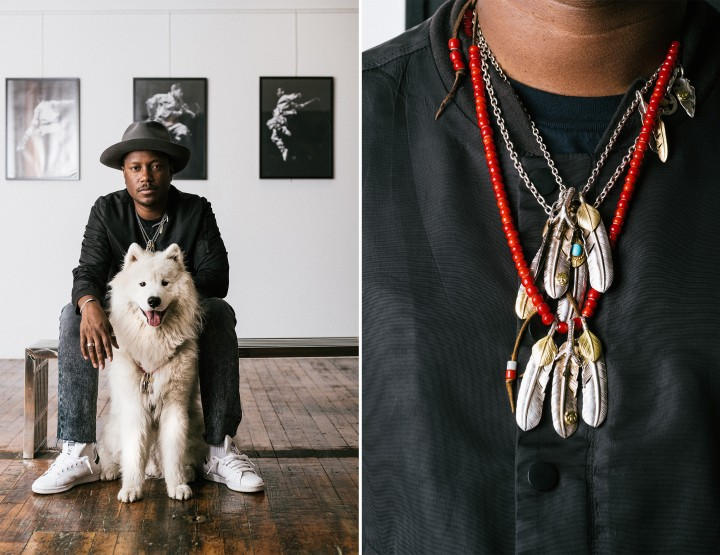 Marcus Troy Tells The Origins of His Relationship With Goro's Jewelry On Hypebeast @Hypebeast