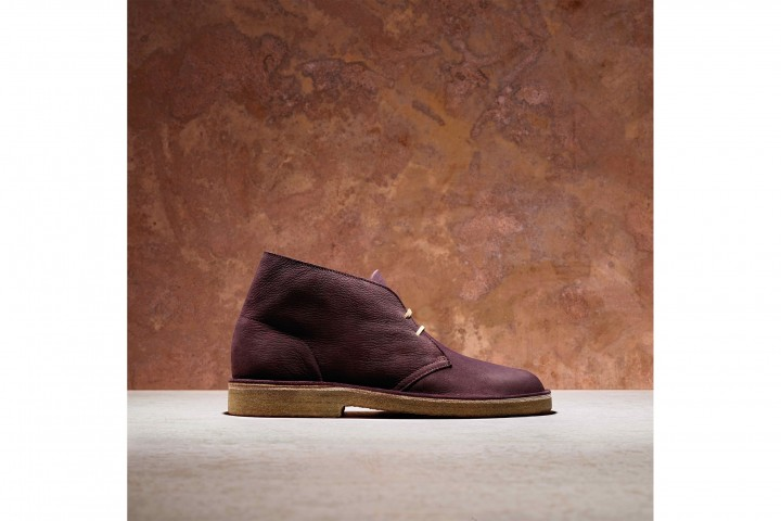 "Clarks Originals Goes Purple With The ""Kudu Pack"" @clarksoriginals"