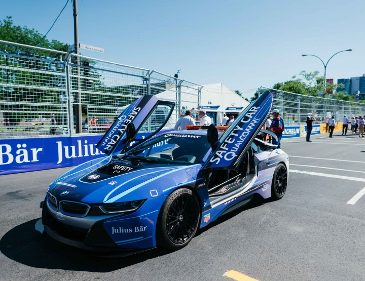 Our Formula E Experience With Michelin In Montreal @MichelinCAN #FormulaE