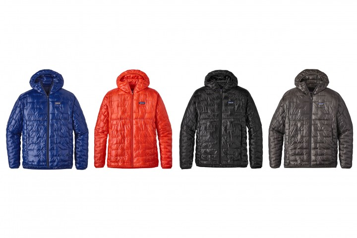 Patagonia Introduces A New Micro Puff Hoody @patagonia #MicroPuff